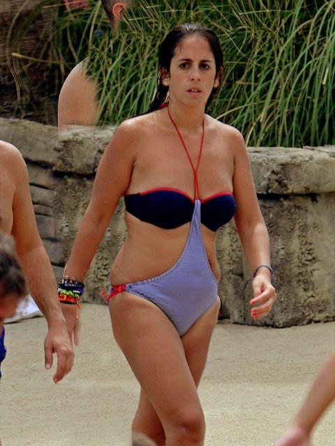 Bikini, Swimwear, Clothing, Undergarment, Swimsuit top, Swimsuit bottom, Vacation, Leg, Brassiere, Summer,