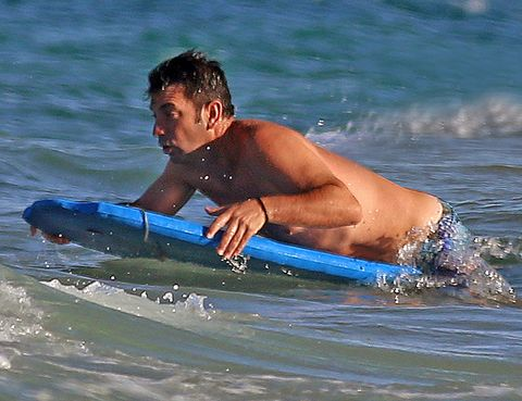 Fun, Recreation, Surfboard, Water, Leisure, Surfing Equipment, Summer, People in nature, Outdoor recreation, Muscle,
