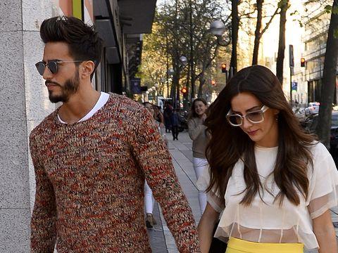 Eyewear, Hair, Street fashion, People, Clothing, Fashion, Cool, Sunglasses, Yellow, Hairstyle,