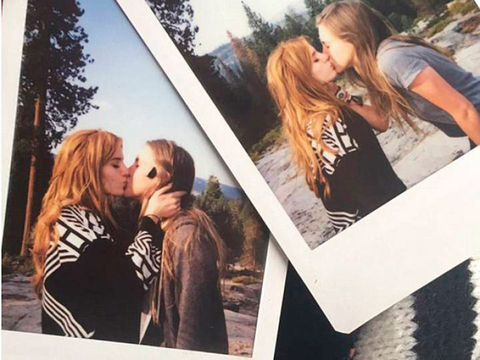 Head, Human, Photograph, Interaction, Love, Youth, Beauty, Collage, Romance, Friendship,