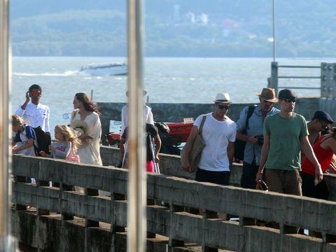 Tourism, Vacation, Travel, Sunglasses, Fence,