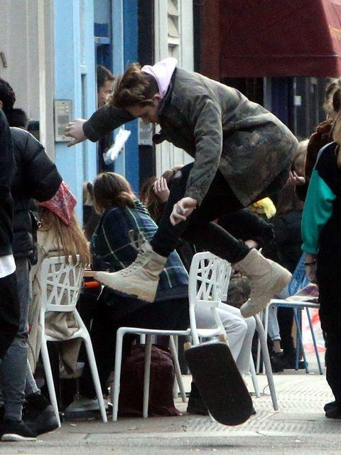 Hair, Leg, Luggage and bags, Chair, Bag, Handbag, Backpack, Back, Hip,