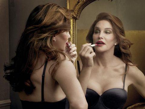 Lip, Brassiere, Eyelash, Beauty, Undergarment, Model, Eye liner, Long hair, Lingerie, Fashion model,
