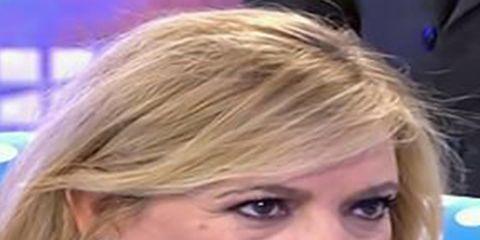 Hair, Face, Blond, Hairstyle, Eyebrow, Chin, Nose, Forehead, Cheek, Head,