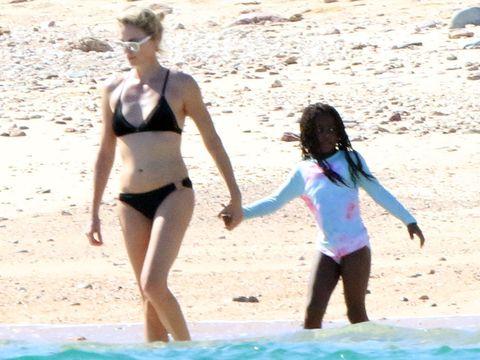 People on beach, Fun, Vacation, Bikini, Summer, Swimwear, Beach, Leisure, Undergarment, Spring break,