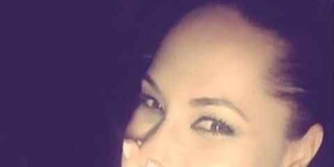 Face, Hair, Eyebrow, Nose, Lip, Skin, Forehead, Beauty, Chin, Cheek,