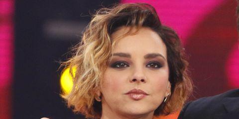 Hair, Face, Eyebrow, Hairstyle, Lip, Chin, Nose, Forehead, Beauty, Head,