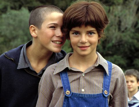 People, Hairstyle, Sleeve, Collar, Forehead, Dress shirt, Happy, Facial expression, Style, Bangs,