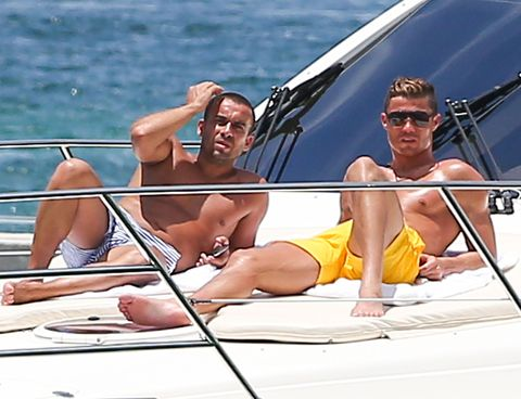 Eyewear, Recreation, Transport, Boat, Outdoor recreation, Watercraft, Summer, Boating, Muscle, Vacation,