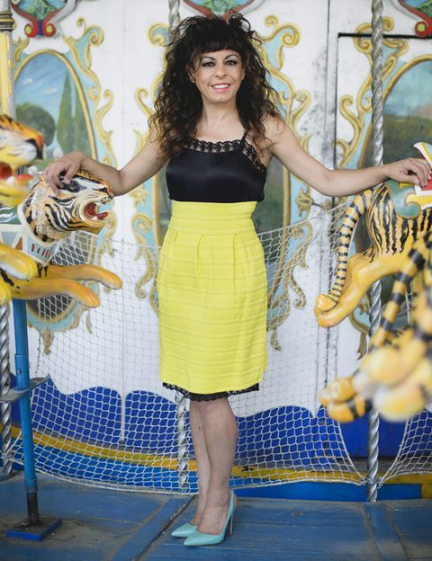 Cristina Medina Al Desnudo