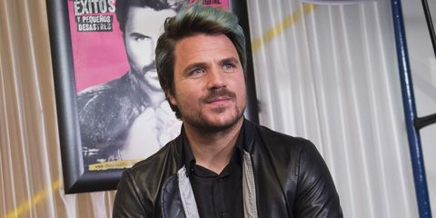 Jacket, Textile, Outerwear, Collar, Beard, Leather, Facial hair, Leather jacket, Moustache, Cool,