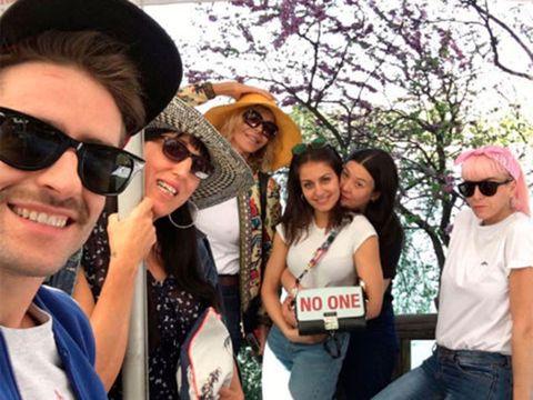 People, Social group, Eyewear, Event, Fun, Sunglasses, Cool, Photography, Selfie, Tourism,