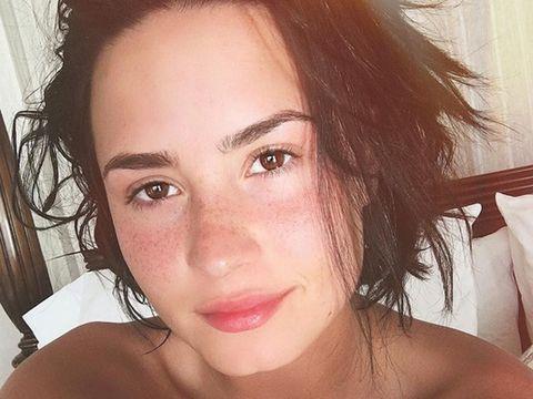 Nose, Lip, Cheek, Mouth, Brown, Hairstyle, Skin, Chin, Forehead, Eyelash,