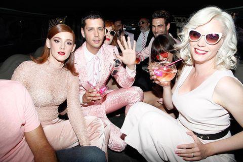 Eyewear, Fun, Fashion, Alcohol, Event, Party, Nightclub, Sunglasses, Glasses, Drink,