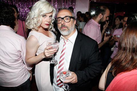 Event, Pink, Party, Fun, Nightclub, Eyewear, Glasses,