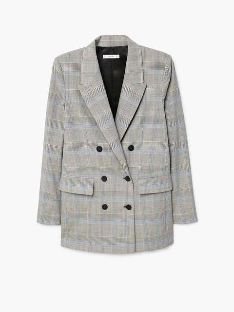 Clothing, Outerwear, White, Jacket, Blazer, Beige, Sleeve, Suit, Top, Pocket,