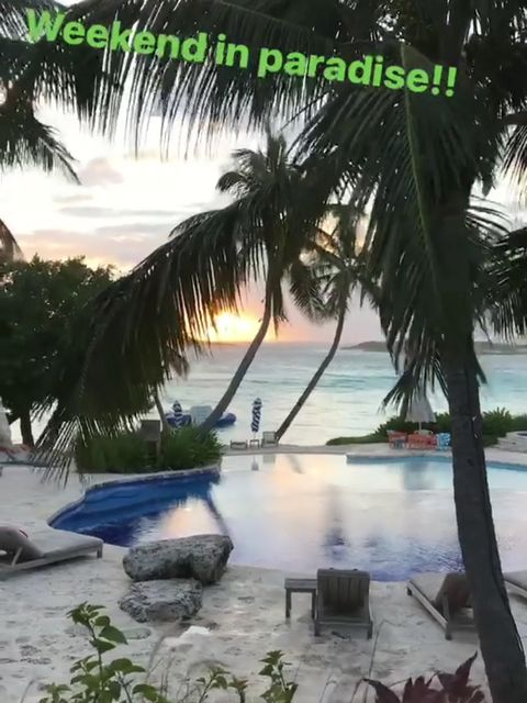 Nature, Tropics, Tree, Palm tree, Arecales, Caribbean, Vacation, Sky, Resort, Shore,