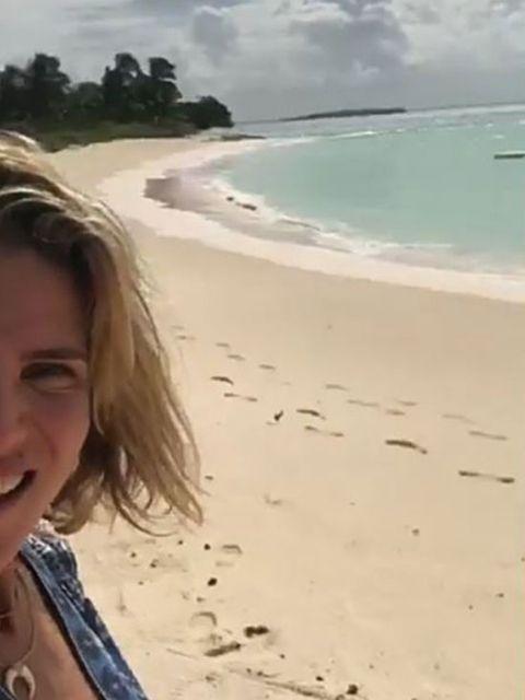 Beach, Vacation, Sand, Nose, Beauty, Skin, Summer, Selfie, Ocean, Fun,