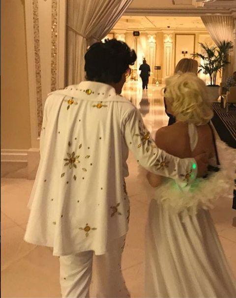 Gown, Dress, Clothing, Wedding dress, Bridal accessory, Bridal clothing, Fashion, Shoulder, Tradition, Veil,