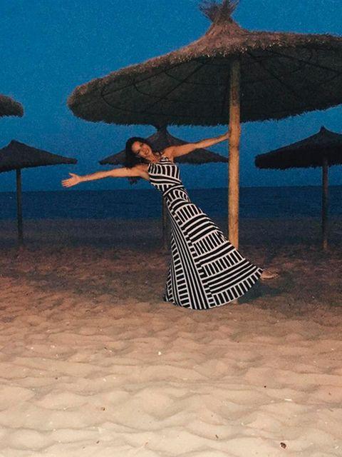 Beach, Sky, Water, Vacation, Sea, Tourism, Sand, Ocean, Leisure, Umbrella,