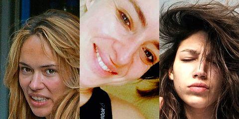 Hair, Face, Head, Nose, Mouth, Lip, Eye, Hairstyle, Skin, Chin,