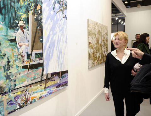 Exhibition, Art gallery, Art, Art exhibition, Paint, Art dealer, Art paint, Modern art, Museum, Artwork,