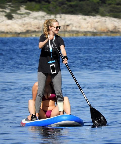 Surface water sports, Stand up paddle surfing, Paddle, Recreation, Boats and boating--Equipment and supplies, Water sport, Sports equipment, Vehicle, Vacation, Sports,