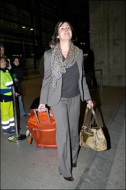 Fashion, Bag, Yellow, Orange, Shoulder, Footwear, Street fashion, Outerwear, Handbag, Fashion accessory,