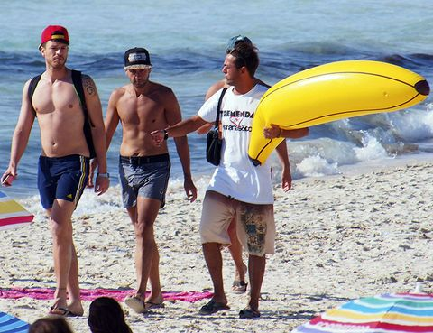 Fun, board short, Cap, Summer, Leisure, People in nature, Tourism, Shorts, Vacation, People on beach,