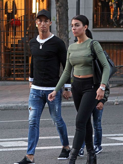 Jeans, Clothing, Standing, Street fashion, Footwear, Snapshot, Fashion, Denim, Human, Outerwear,