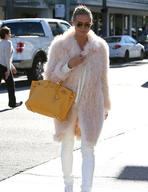 Clothing, Eyewear, Leg, Textile, Outerwear, Sunglasses, Style, Street fashion, Fur clothing, Street,