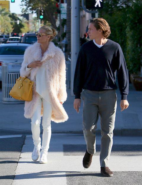Clothing, Eyewear, Footwear, Leg, Glasses, Sleeve, Trousers, Human body, Textile, Standing,