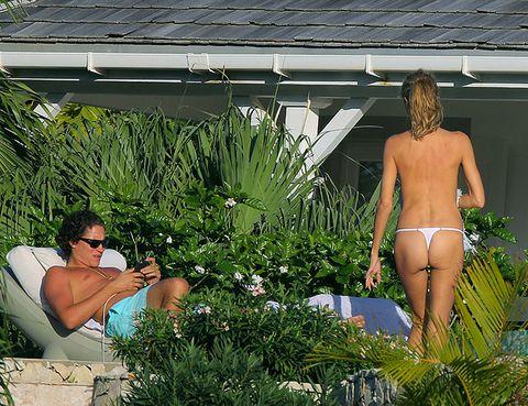 Trunk, Abdomen, Muscle, Back, Undergarment, Swimwear, Swimsuit bottom, Bikini, Swimsuit top, Chest,