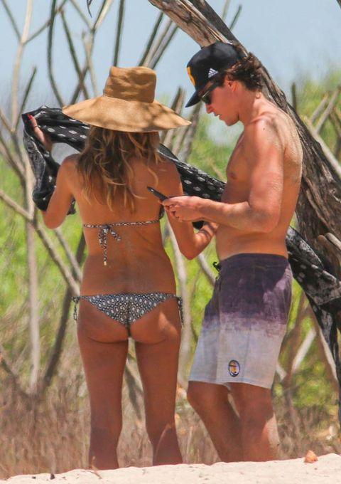 Bikini, Undergarment, Swimwear, Vacation, Fun, Muscle, Photography, Beach,