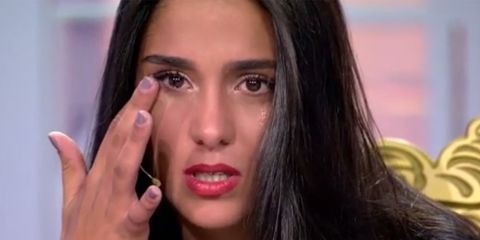 Face, Hair, Lip, Eyebrow, Skin, Nose, Cheek, Beauty, Forehead, Head,