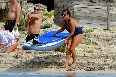 Fun, Vacation, Water, Summer, Bikini, Leisure, Swimwear, Leg, Vehicle, Sun tanning,