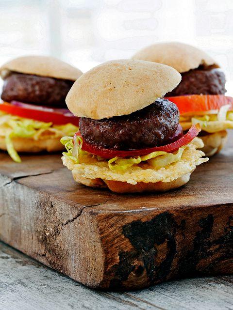 Food, Finger food, Cuisine, Ingredient, Baked goods, Dish, Sandwich, Breakfast, Fast food, Recipe,