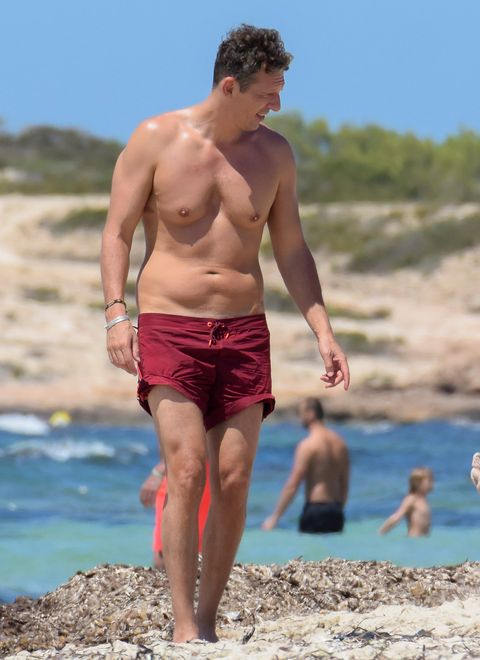Barechested, Beach, Vacation, Muscle, Fun, Summer, Chest, Shorts, Trunk, Trunks,