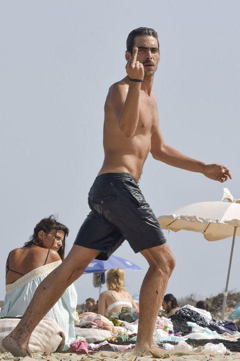 Barechested, Muscle, Summer, Fun, Vacation, board short, Leg, Beach, Photography, Shorts,