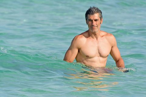 Barechested, Muscle, Vacation, Fun, Chest, Water, Summer, Sea, Leisure, Recreation,