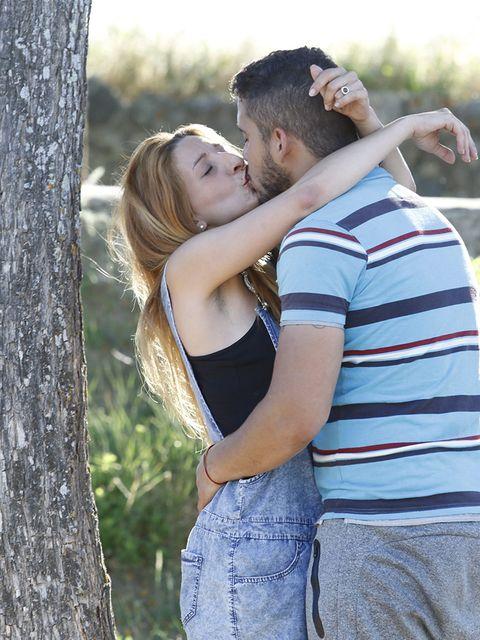 People in nature, Photograph, Love, Romance, Hug, Interaction, Tree, Beauty, Photography, Fun,