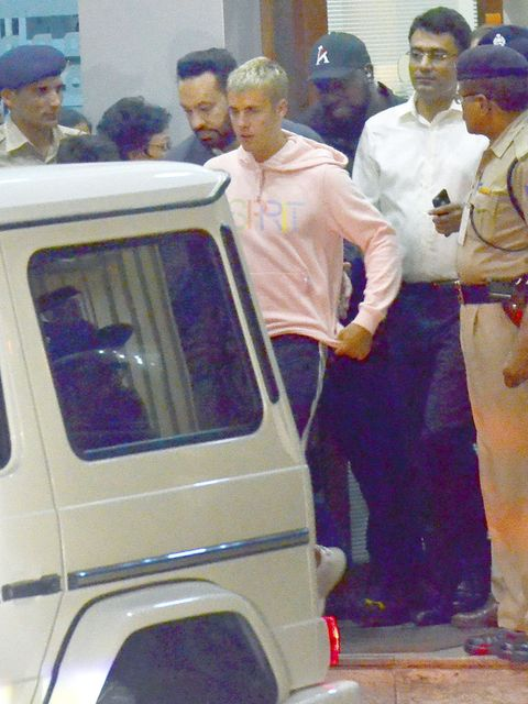 ¡Justin Bieber revoluciona India!