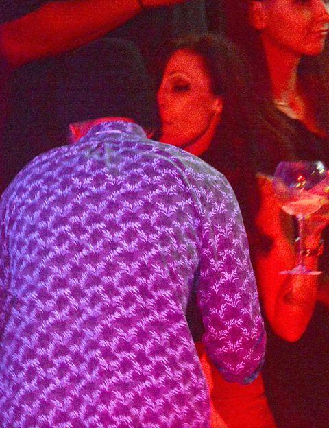 Magenta, Purple, Violet, Red, Pink, Music venue, Nightclub, Disco, Visual effect lighting,