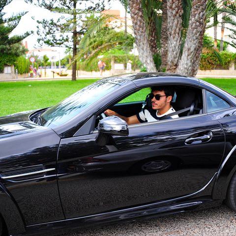 Land vehicle, Vehicle, Car, Luxury vehicle, Personal luxury car, Automotive design, Performance car, Sports car, Mercedes-benz, Automotive exterior,