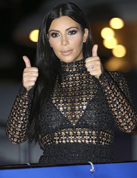 Finger, Hand, Eyelash, Black hair, Wrist, Jewellery, Street fashion, Long hair, Eye liner, Gesture,