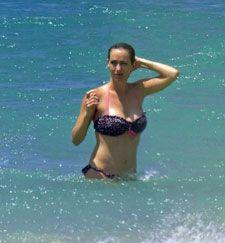 Bikini, Swimwear, Vacation, Fun, Summer, Recreation, Leisure, Photography, Sea, Stomach,