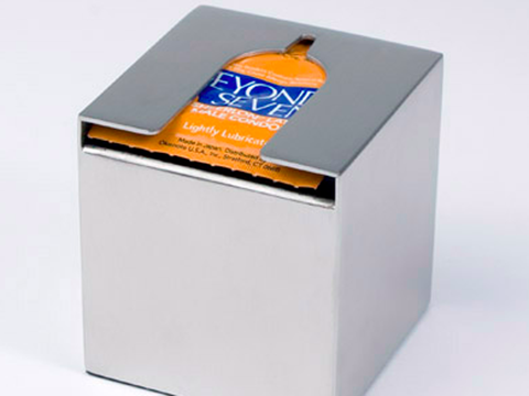 Orange, Logo, Packaging and labeling, Box, Composite material, Carton, Label, Office supplies, Peach, Office equipment,