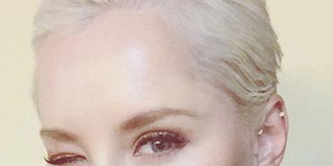 Face, Hair, Lip, Eyebrow, Cheek, Chin, Hairstyle, Skin, Beauty, Nose,