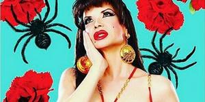 La Veneno en la portada de su libro '¡Digo! Ni puta ni santa'