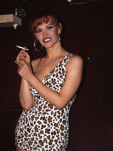 Shoulder, Dress, Singer, Brown hair, Photography, Cocktail dress,
